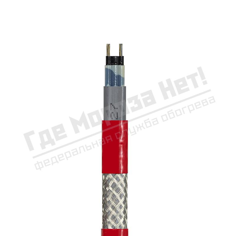 Кабель греющий саморегулирующийся Fine Korea SRM30-2CT (в оплетке, 30 Вт/м)