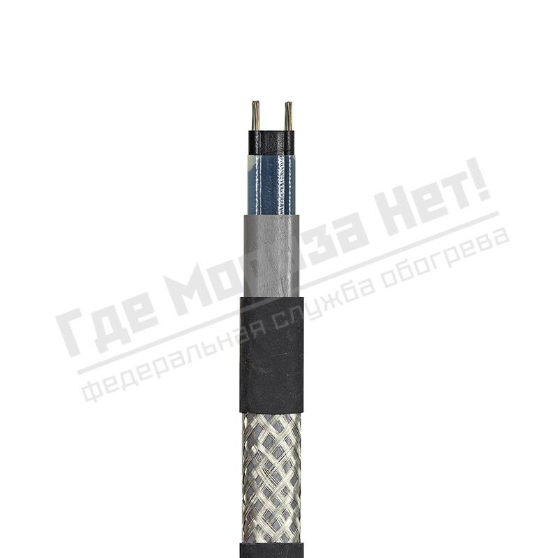 Кабель греющий саморегулирующийся Fine Korea GRX40-2CR (в оплетке, 40 Вт/м)
