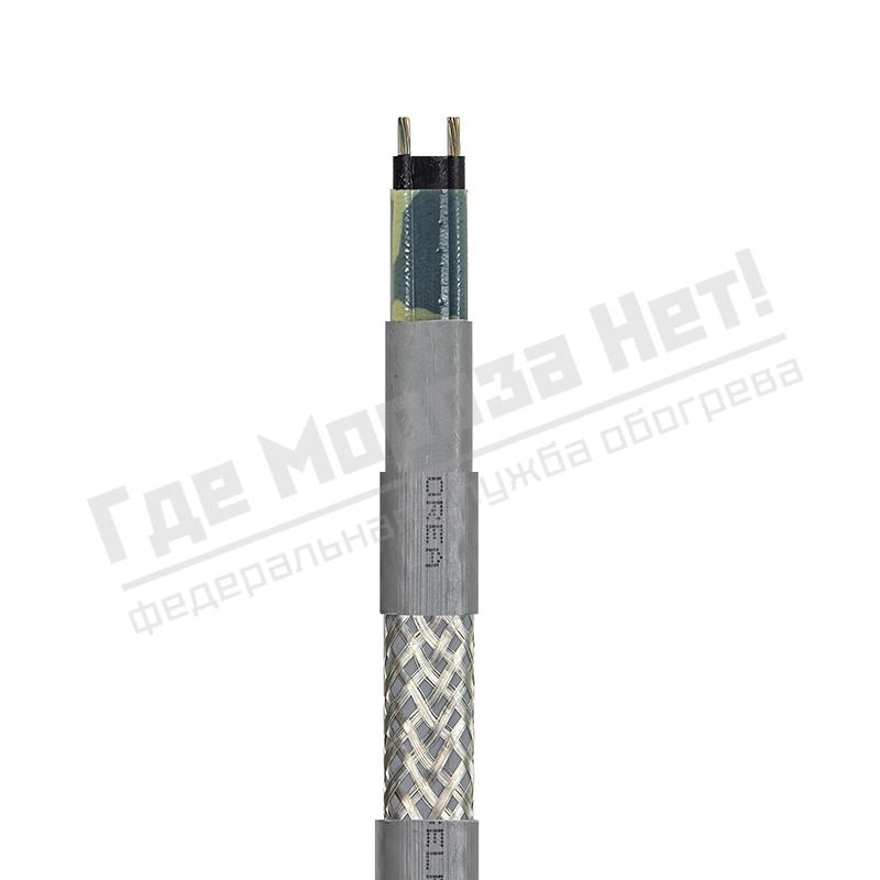 Кабель греющий саморегулирующийся Fine Korea HWSRL10-2CR (в оплетке, 10 Вт/м)