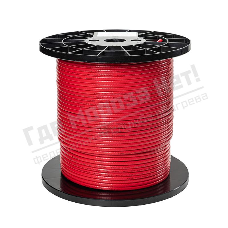 Бухта кабель греющий саморегулирующийся Fine Korea SRF(S)16-2CT (в оплетке, 16 Вт/м)