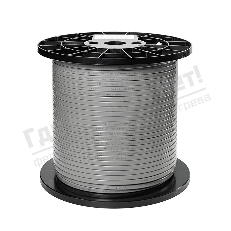 Бухта кабель греющий саморегулирующийся Fine Korea SRL40-2 (40 Вт/м)