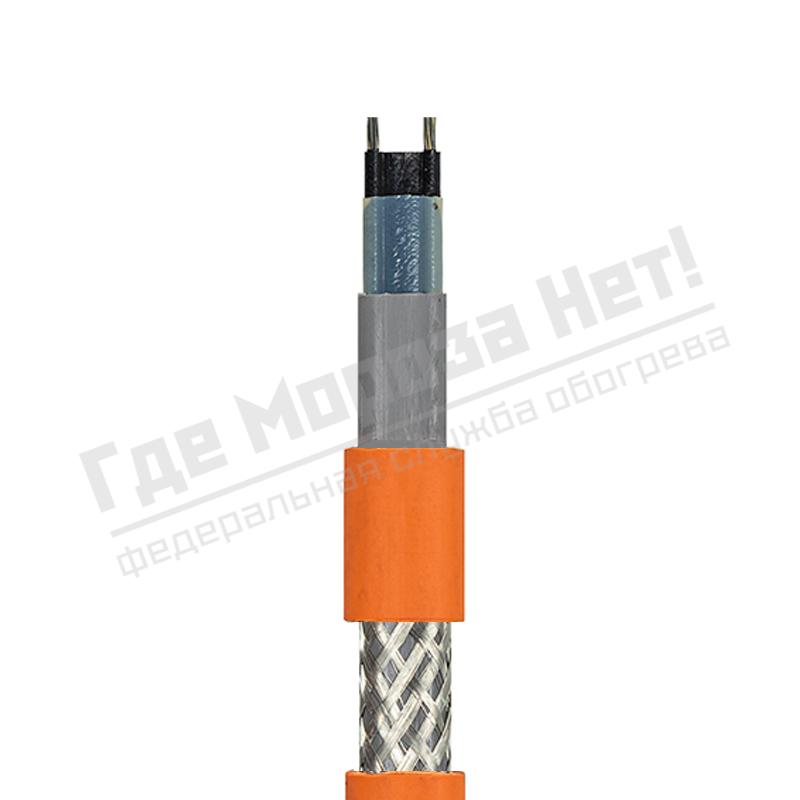Кабель греющий саморегулирующийся Fine Korea SM2-CR (в оплетке, 80 Вт/м)