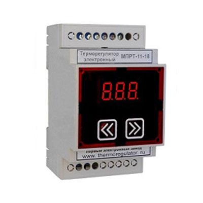 Цифровой терморегулятор МПРТ-11-18 (-40°С…+130°С), 1 кВт