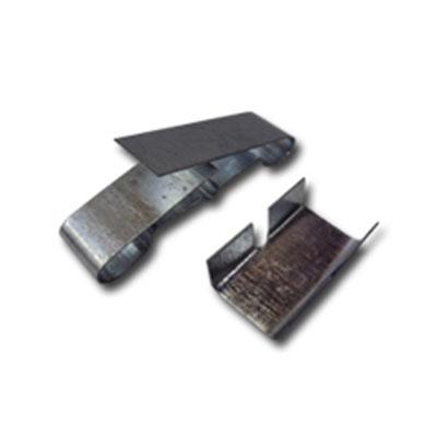 Комплект двойного крепежа для кабеля на трос (50 шт.)