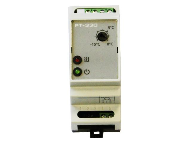 Терморегулятор с аналоговым управлением РТ-330, 3 кВт